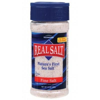 Sea Salt Fine 283g - REDMOND REAL SALT
