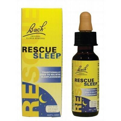 Rescue Sleep Drops 10ml - MARTIN & PLEASANCE