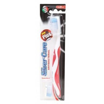 Toothbrush - Medium - SILVER CARE