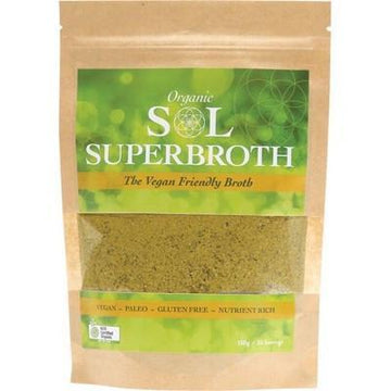 Vegan Superbroth 130g