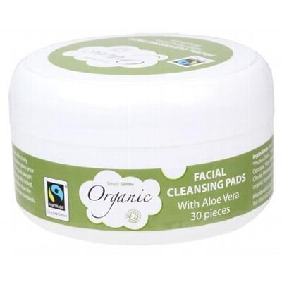Facial Cleansing Pads 30 - SIMPLY GENTLE