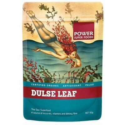 Red Dulse Leaf 50g - POWER SUPER FOODS