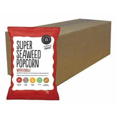 Chilli 12x50g - SEAWEED SUPERFOOD CO.