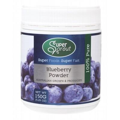 Blueberry Powder 150g - SUPER SPROUT