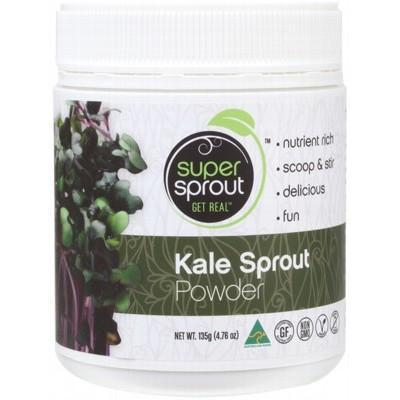 Kale Sprout Powder 135g - SUPER SPROUT