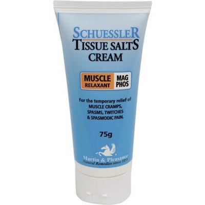 TISSUE SALTS Mag Phos Cream 75g - MARTIN & PLEASANCE
