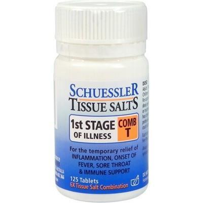 TISSUE SALTS Comb T 125 - MARTIN & PLEASANCE