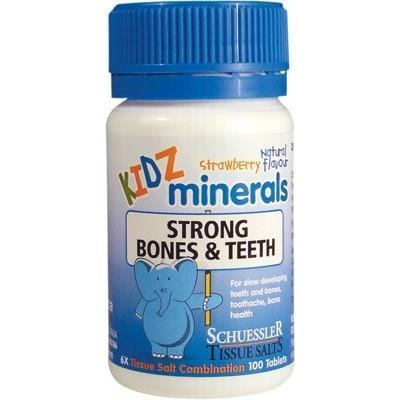 KIDZ MINERALS Bones & Teeth 100 - MARTIN & PLEASANCE