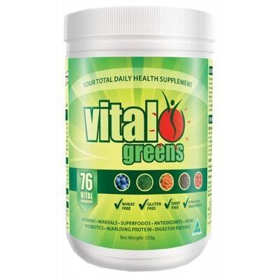 Superfood Powder 120g - VITAL GREENS