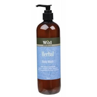 Herbal Body Wash 500ml - WILD