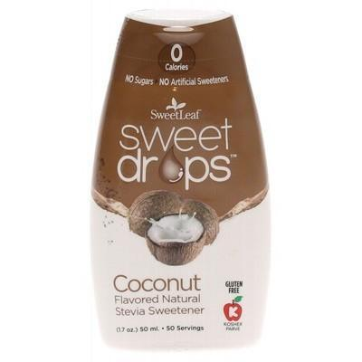 Liquid Stevia Coco 50ml - SWEET LEAF