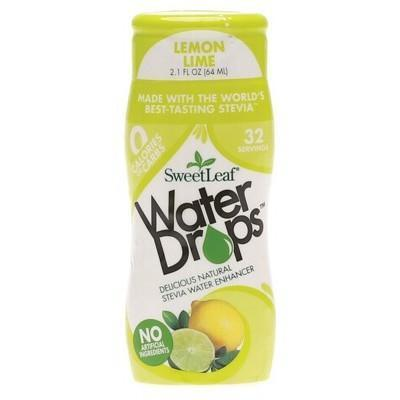 Liquid Stevia Lemon Lime 64ml - SWEET LEAF
