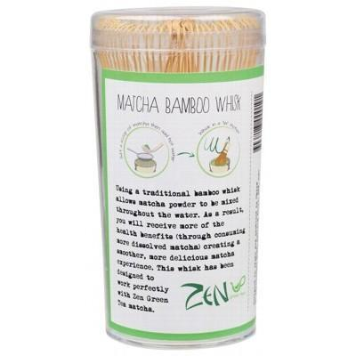 Bamboo Whisk 1 - ZEN GREEN TEA