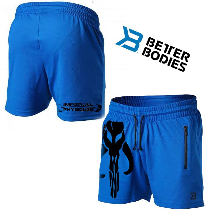 Better Bodies Jango Men's Mesh Shorts