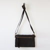 MONTEREY CROSS BODY SMALL BAG - BLACK