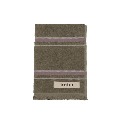 OLIVE HAND TOWEL