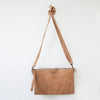 MONTEREY CROSS BODY SMALL BAG - NATURAL