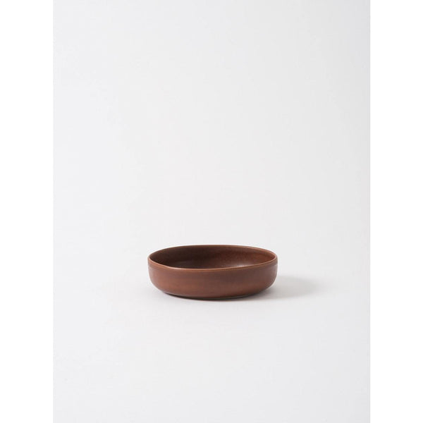 MILU SERVING BOWL MEDIUM - EGGPLANT