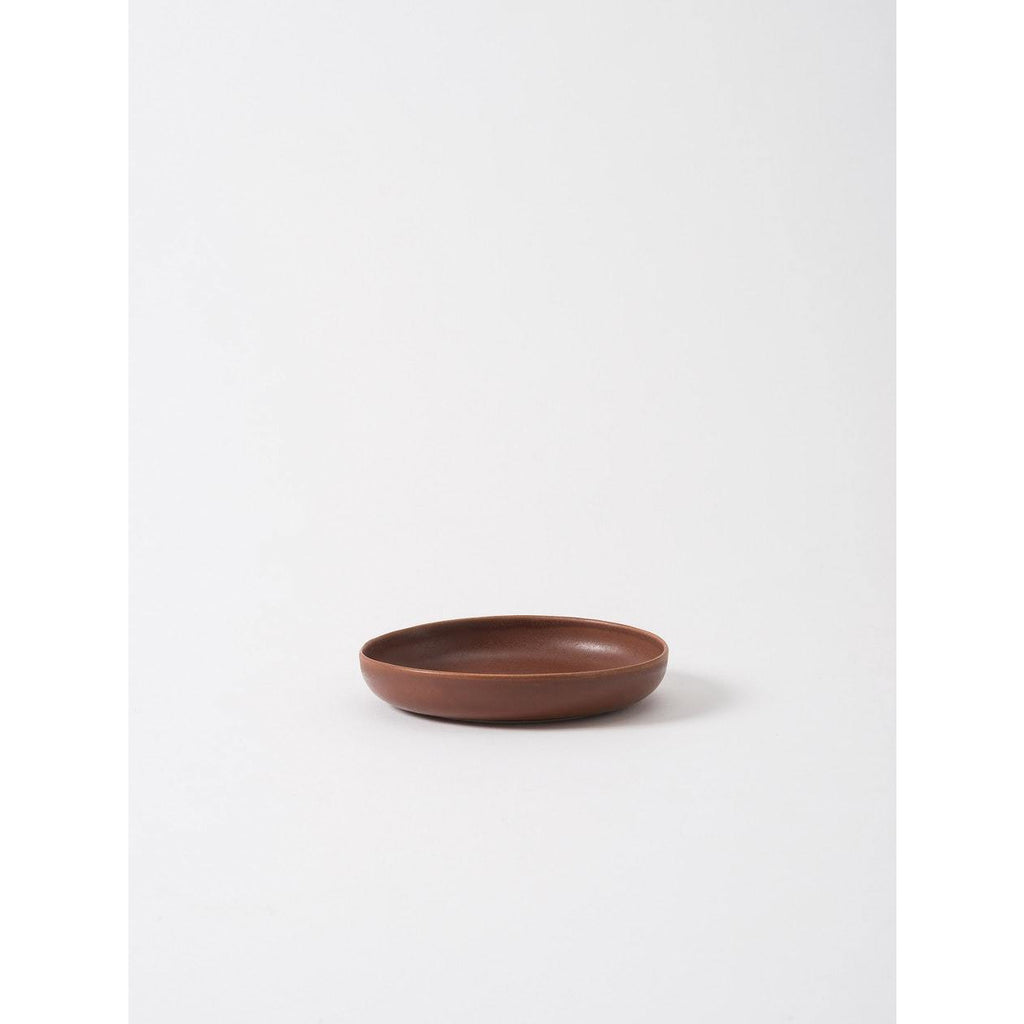 MILU SERVING BOWL SMALL - EGGPLANT