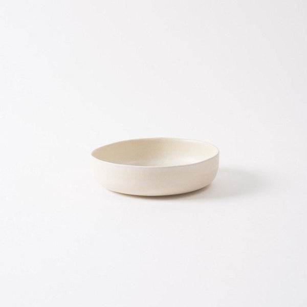 MILU SERVING BOWL MEDIUM - OFF WHITE