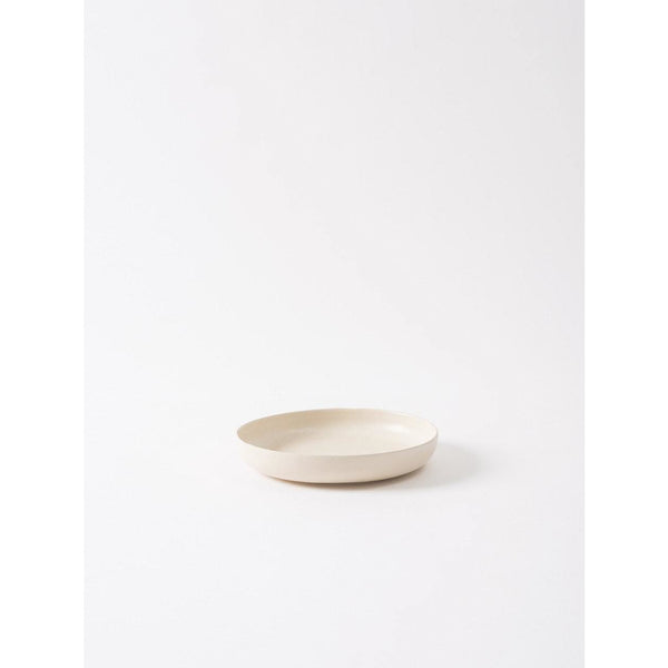 MILU SERVING BOWL SMALL - OFF WHITE