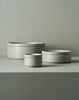 SIDE BOWL & PLATE - GREY STACK, SERVE & STORE
