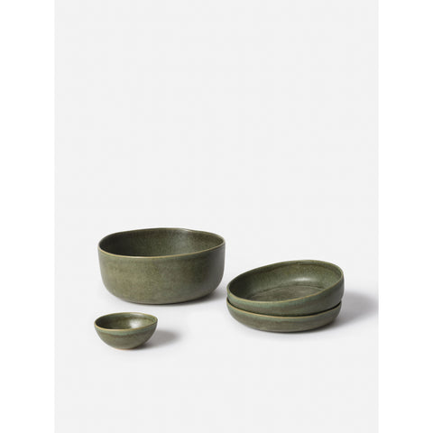 MILU SMALL SERVING BOWL NORI