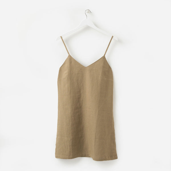 LINEN NIGHTIE PICKLE