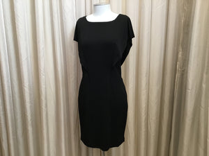 Patrizia | Black Fitted Dress