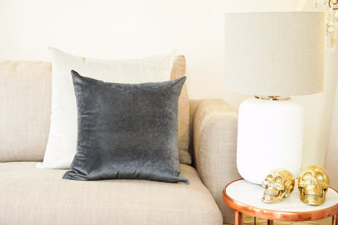 Flanelle Velvet Cushion 45x45