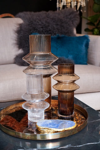 Glassware | Tower Vase Large