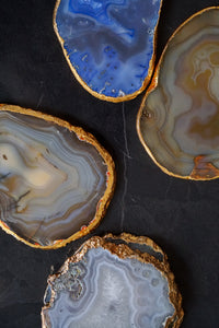 Tableware | Agate Coasters