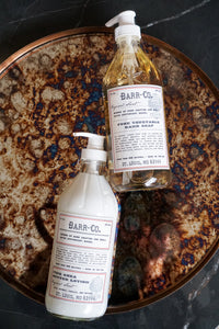 Barr-Co | Pure Vegetable Hand Soap