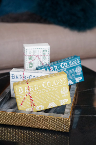 Barr-Co | Spanish Lime Soap