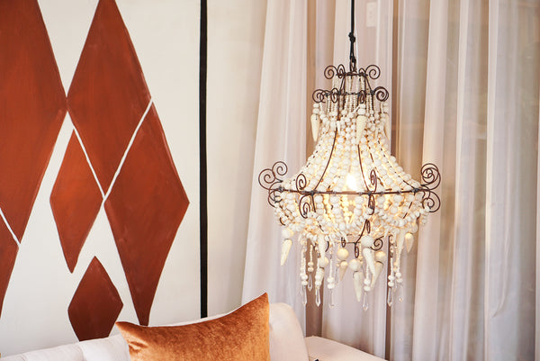 Lamp | South African Chandelier