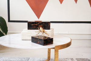 Coffee Table Gold & Marble