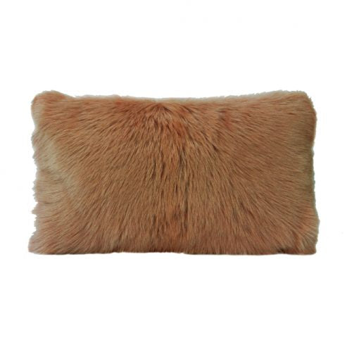 Fur | Caramel Goat Cushion