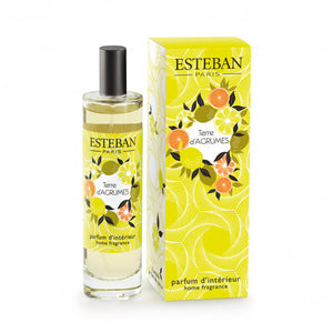 Esteban Paris | Terre d' Agrumes Home Fragrance.