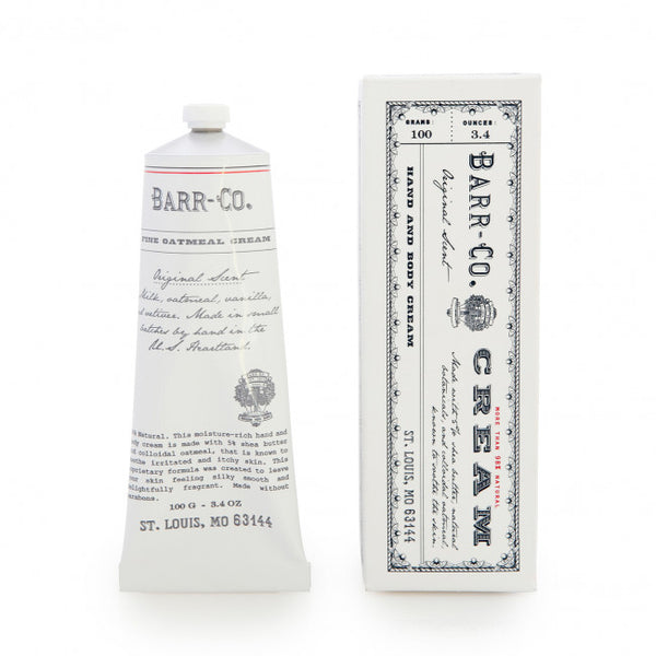 Barr-Co | Hand & Body Cream