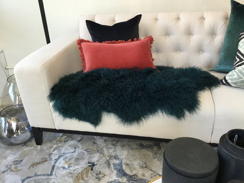 Fur | Peacock Hide