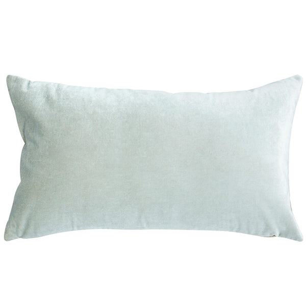 Iosis Cushion | Ice Velvet 33x57