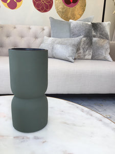 Stone | Nell Vase Small Olive