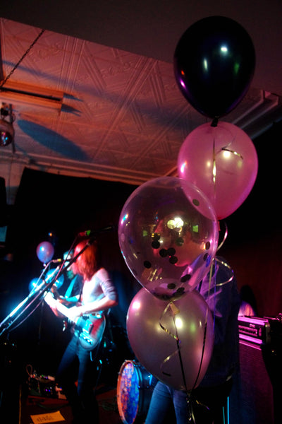 GALLERY: Chinchen St's 2nd Birthday Party // Voodoo Youth, Arcades and Lions & Sarah Paulauskas