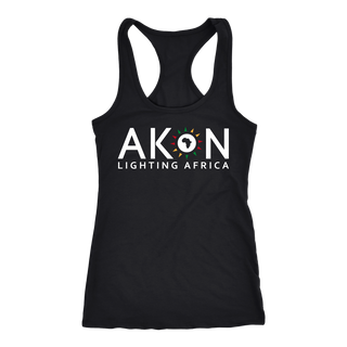 "WOMEN'S ""LIGHTING AFRICA"" RACERBACK"