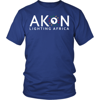"UNISEX ""LIGHTING AFRICA"" T-SHIRT"