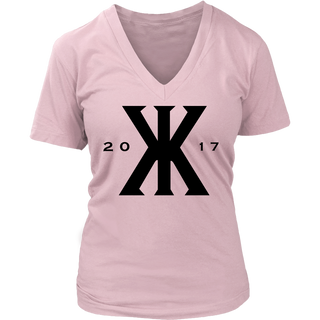 "WOMEN'S ""KONVICT"" 2017 V-NECK"
