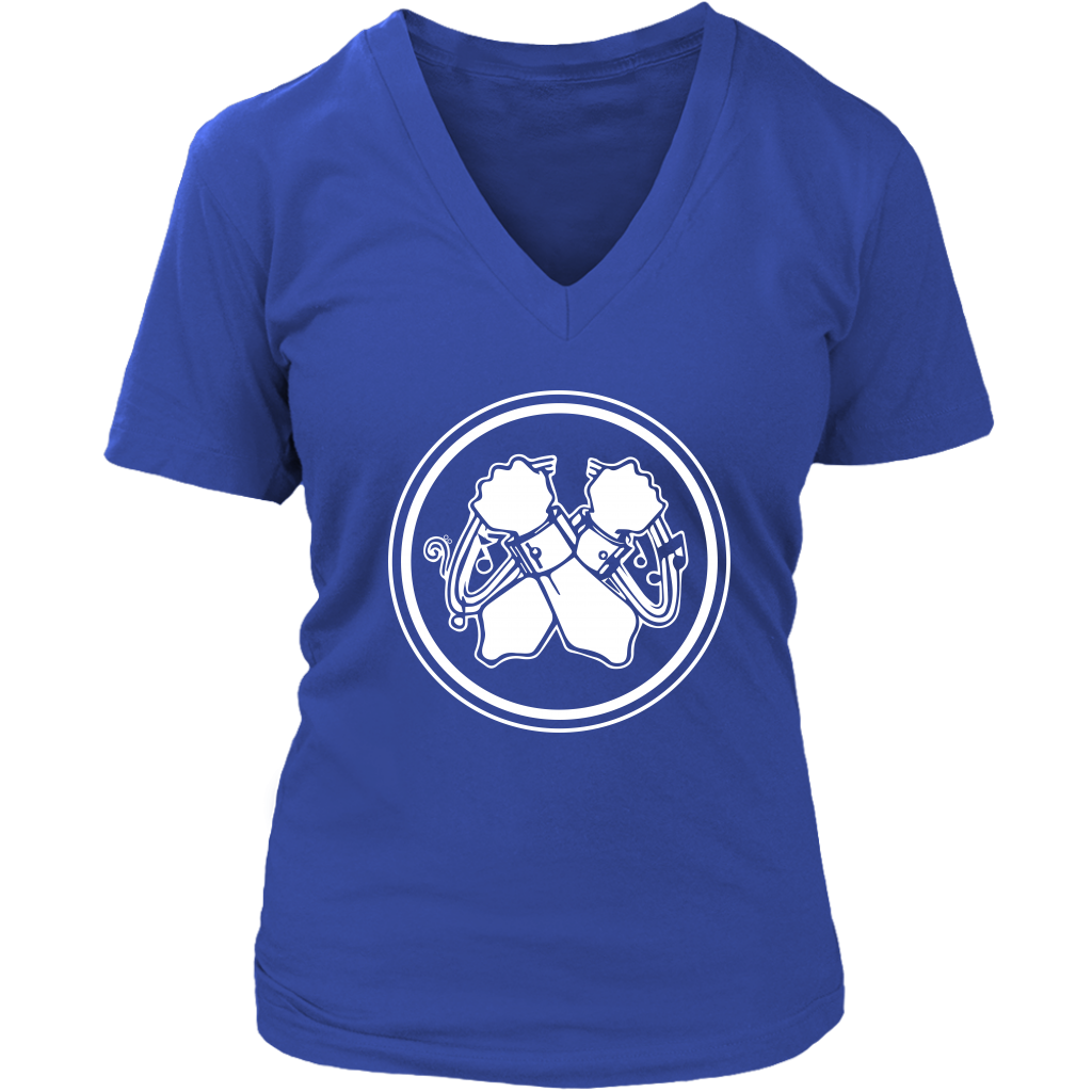 "WOMEN'S ""KONVICT"" V-NECK"
