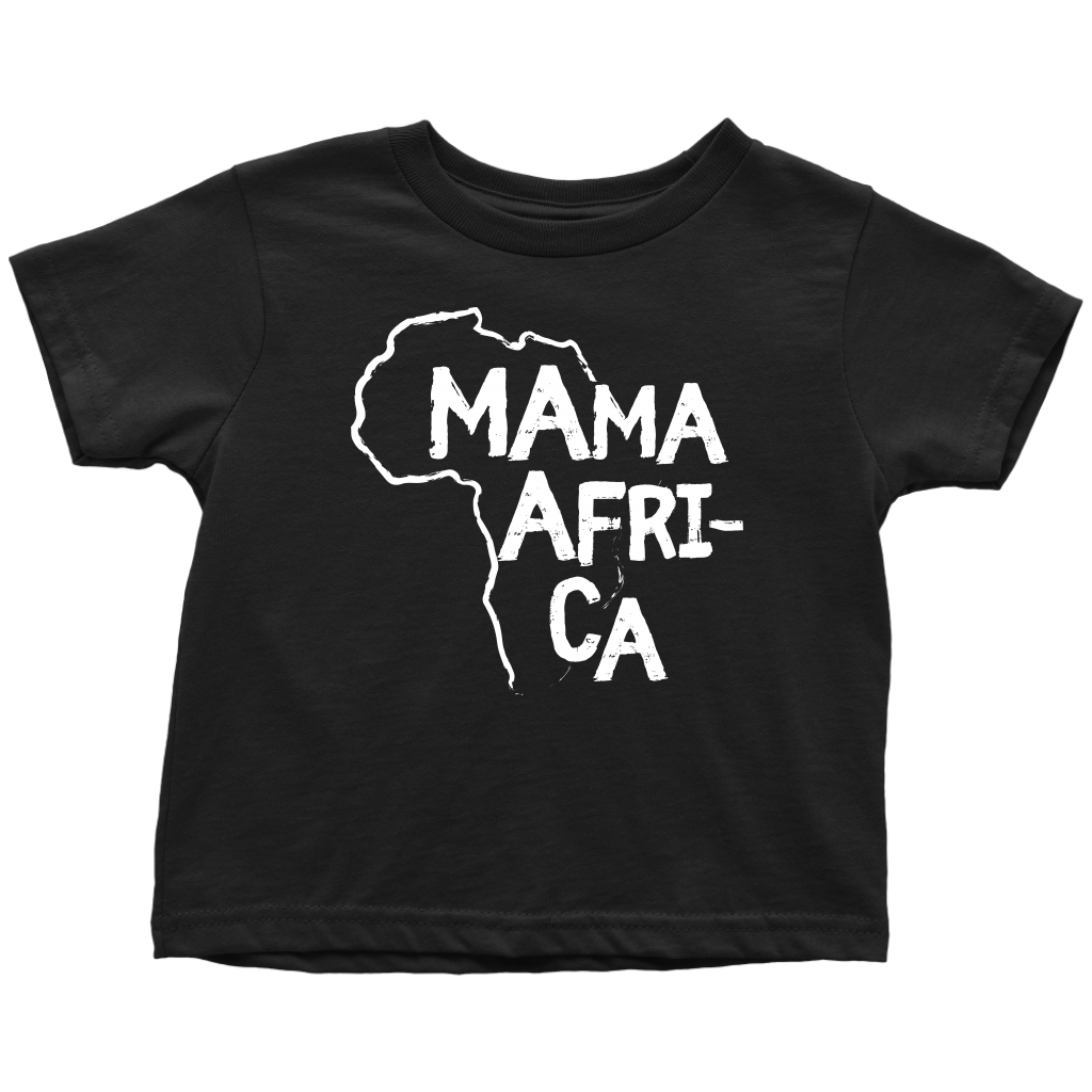 "TODDLER ""MAMA AFRICA"" T-SHIRT"