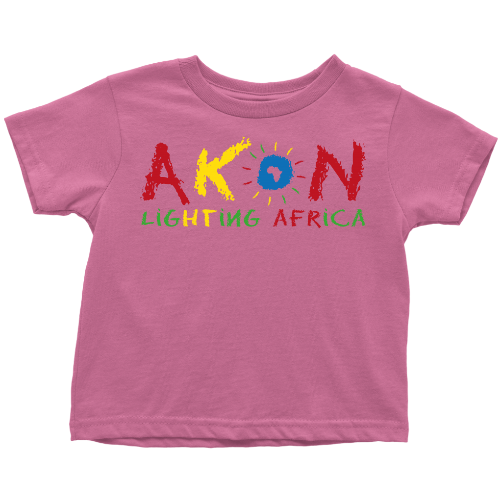 "TODDLER ""LIGHTING AFRICA"" T-SHIRT"