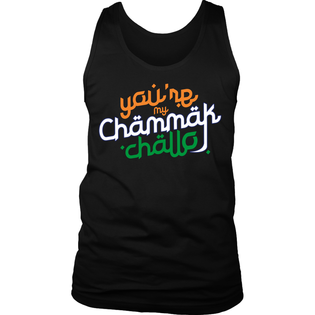 "MEN'S ""CHALLO"" TANKTOP"